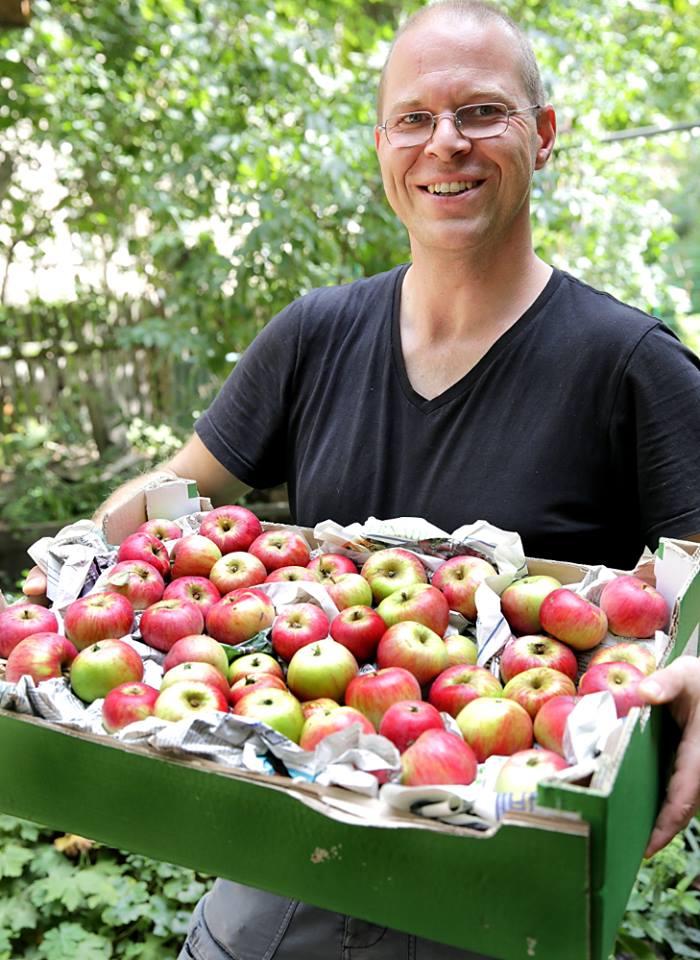 Apfelkiste