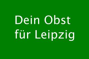 Dein Obst für Leipzig